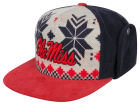 Mississippi Rebels Top of the World NCAA Ugly Sweater Strapback Cap Adjustable Hats