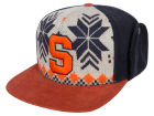Syracuse Orange Top of the World NCAA Ugly Sweater Strapback Cap Adjustable Hats