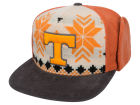 Tennessee Volunteers Top of the World NCAA Ugly Sweater Strapback Cap Adjustable Hats