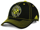 Columbus Crew SC adidas MLS 2016 Sweeper Cap Adjustable Hats