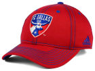 FC Dallas adidas MLS 2016 Sweeper Cap Adjustable Hats