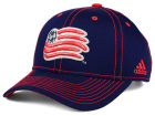 New England Revolution adidas MLS 2016 Sweeper Cap Adjustable Hats