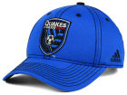 San Jose Earthquakes adidas MLS 2016 Sweeper Cap Adjustable Hats