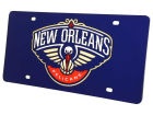 New Orleans Pelicans Rico Industries Acrylic Laser Tag Auto Accessories