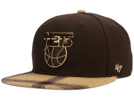 '47 NBA '47 Alpaca Snapback Cap Adjustable Hats