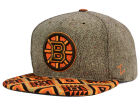 Boston Bruins Zephyr NHL Dream Catcher Snapback Hat Adjustable Hats
