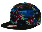 Baltimore Orioles New Era MLB Dark Tropic 9FIFTY Snapback Cap Adjustable Hats
