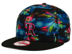 Colorado Rockies New Era MLB Dark Tropic 9FIFTY Snapback Cap Adjustable Hats