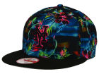 New York Mets New Era MLB Dark Tropic 9FIFTY Snapback Cap Adjustable Hats