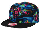Pittsburgh Pirates New Era MLB Dark Tropic 9FIFTY Snapback Cap Adjustable Hats