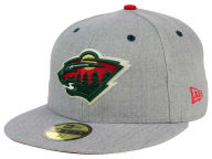 New Era NHL Heather TC 59FIFTY Cap Fitted Hats