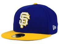 San Francisco MLB The Bay Custom 59FIFTY Cap Fitted Hats