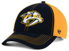 Nashville Predators '47 NHL Overturn '47 MVP Cap Adjustable Hats