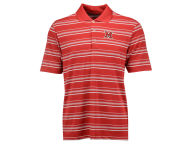 adidas NCAA Men's Puremotion Textured Stripe Polo Shirt Polos
