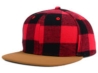 Buffalo Plaid Snapback Hat Adjustable Hats