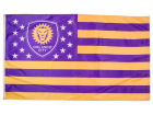 Orlando City SC Wincraft 3x5 Flag - Stars & Stripes Flags & Banners