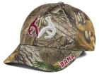 Alabama Crimson Tide Top of the World NCAA Realtree XB1 Camo Cap Stretch Fitted Hats