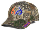 Boise State Broncos Top of the World NCAA Realtree XB1 Camo Cap Stretch Fitted Hats