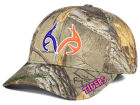 Clemson Tigers Top of the World NCAA Realtree XB1 Camo Cap Stretch Fitted Hats