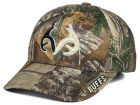 Colorado Buffaloes Top of the World NCAA Realtree XB1 Camo Cap Stretch Fitted Hats