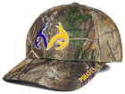 East Carolina Pirates Top of the World NCAA Realtree XB1 Camo Cap Stretch Fitted Hats