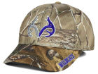 Kansas State Wildcats Top of the World NCAA Realtree XB1 Camo Cap Stretch Fitted Hats