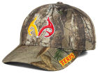 Maryland Terrapins Top of the World NCAA Realtree XB1 Camo Cap Stretch Fitted Hats