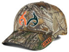 Miami Hurricanes Top of the World NCAA Realtree XB1 Camo Cap Stretch Fitted Hats