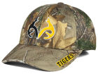 Missouri Tigers Top of the World NCAA Realtree XB1 Camo Cap Stretch Fitted Hats