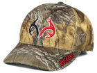 Nebraska Cornhuskers Top of the World NCAA Realtree XB1 Camo Cap Stretch Fitted Hats