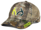 Oregon Ducks Top of the World NCAA Realtree XB1 Camo Cap Stretch Fitted Hats