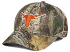 Texas Longhorns Top of the World NCAA Realtree XB1 Camo Cap Stretch Fitted Hats