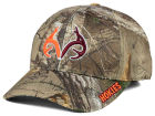 Virginia Tech Hokies Top of the World NCAA Realtree XB1 Camo Cap Stretch Fitted Hats