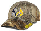West Virginia Mountaineers Top of the World NCAA Realtree XB1 Camo Cap Stretch Fitted Hats