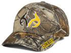 Wyoming Cowboys Top of the World NCAA Realtree XB1 Camo Cap Stretch Fitted Hats