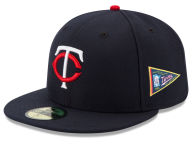 New Era MLB 2015 50th Anniversary Patch 59FIFTY Cap Fitted Hats