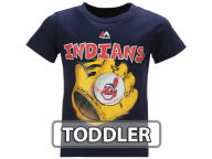 Majestic MLB Toddler Baseball Mitt T-Shirt T-Shirts