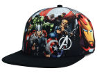 Avengers Big Panel Snapback Hat Adjustable Hats