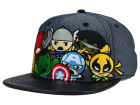 Marvel Kawaii Snapback Hat Adjustable Hats