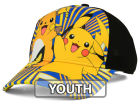 Pokemon Youth 3 Friends Poke Snapback Hat Adjustable Hats
