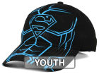 DC Comics Superman Body Armor Snapback Hat Adjustable Hats