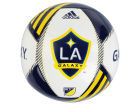 LA Galaxy adidas MLS Team Soccer Ball Outdoor & Sporting Goods