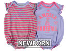 Los Angeles Angels Majestic MLB Newborn Team Sparkle 2pc Creeper Infant Apparel