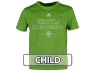 adidas MLS Kids Club Authentic T-Shirt T-Shirts