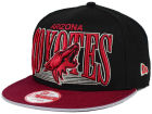 Phoenix Coyotes New Era NHL Ice Block 9FIFTY Snapback Cap Adjustable Hats