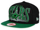 Dallas Stars New Era NHL Ice Block 9FIFTY Snapback Cap Adjustable Hats