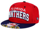 Florida Panthers New Era NHL Double Flip 9FIFTY Snapback Cap Adjustable Hats