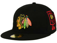 New Era NHL Blackhawks Champs Pack 59FIFTY Cap Fitted Hats