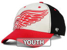 Detroit Red Wings '47 NHL Lil show '47 MVP Cap Adjustable Hats