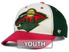 Minnesota Wild '47 NHL Lil show '47 MVP Cap Adjustable Hats